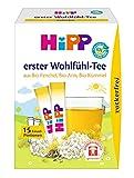 Hipp Erster Wohlfühl-Tee (zuckerfrei) 6er Pack (15 x 5,4g)