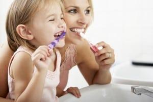 Zahnhygiene bei Kleinkindern