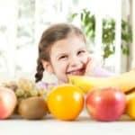 Gesunde Ernährung: Kleinkinder und Obst