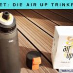Getestet: Die air up Trinkflasche – Geschmack nur durch Luft