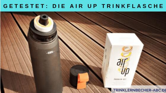 Getestet - Die air up Trinkflasche