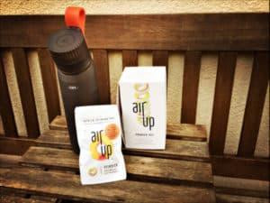 air up Starterset - Bringt Geschmack in Leitungswasser