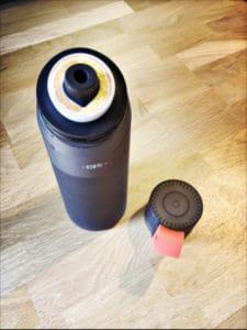 air up Trinkflasche mit Deckel