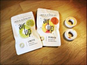 air up Trinkflasche mit Geschmacks-Pods